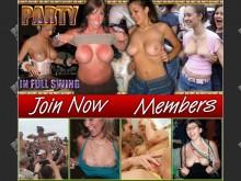 Party In Full Swing