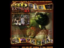 3D Extreme Monster Sex