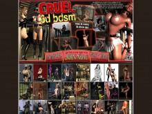 Cruel 3D BDSM