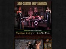 3D Hell of BDSM