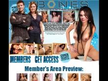 Bones Porn Series