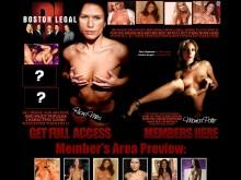 Boston Legal Nude TV-show