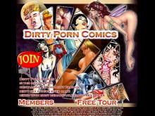 Dirty Porn Comics