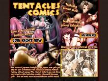Tentacles Comics