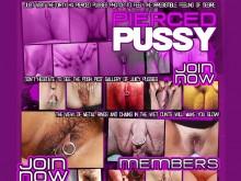 Pierced Pussy