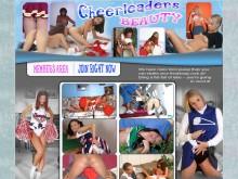 Cheerleaders Beauty