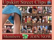 Upskirt Street Clips