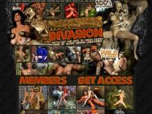 Monster Invasion